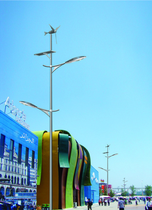 扬州太阳能路灯供应